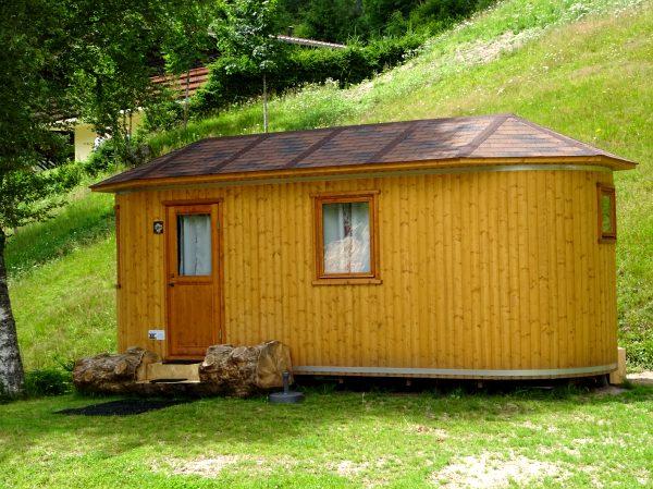 Barrique Camping Belle Hutte - La Bresse