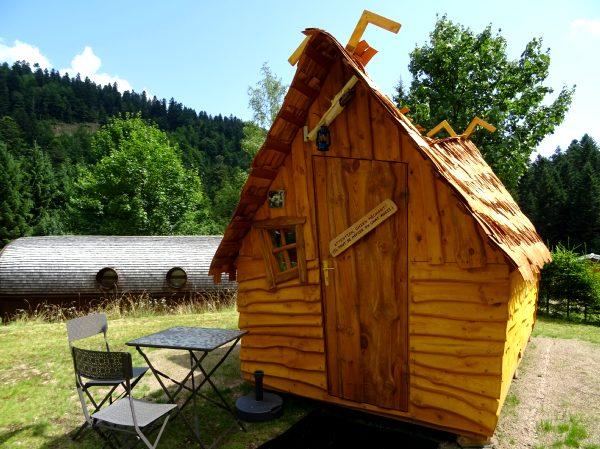 Camping de Belle Hutte - La Bresse