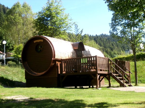 Viticole - Camping Belle Hutte - La Bresse