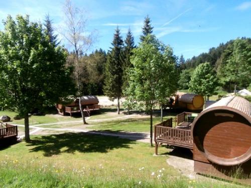 Camping Belle Hutte